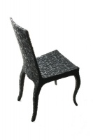 Moooi Carved Chair