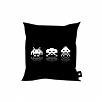 Space Invaders Cushion