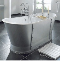 Baglioni Luxury Cast Iron Bath