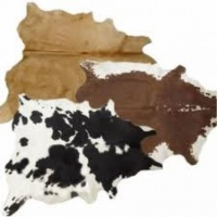 British Organic Cowhide Rugs