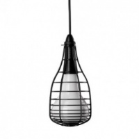 Cage Mic Suspension Lamp by Diesel