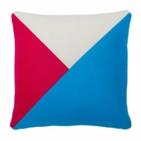 Technicolour cushion