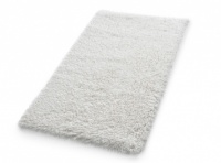 BLISS WHITE BATHROOM RUG