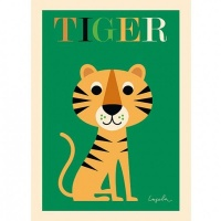 Tiger Poster