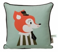 Marionette Cushion, Mr Frank Fox