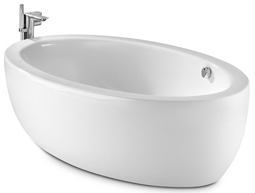 Roca Georgia One Piece Acrylic Bath Tub