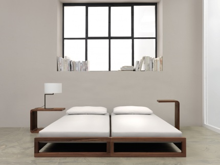 Stacking Guest Beds from Zeitraum