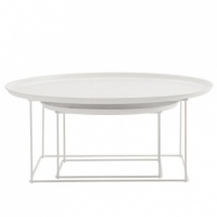 B&B Italia Fat Fat Table, white