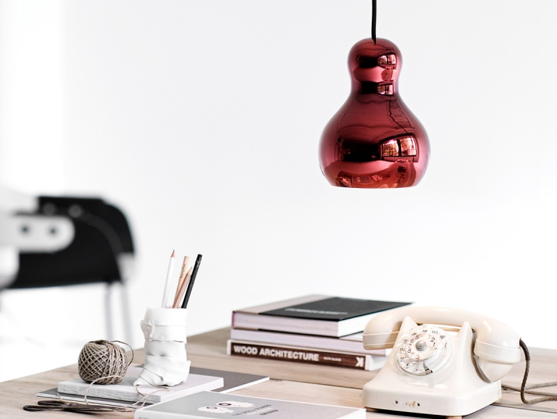 Calabash Pendant P2 Light by Lightyears