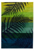 Heal's Fern Rug By Clarissa Hulse