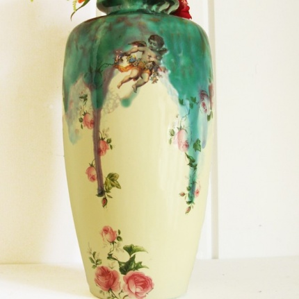 'Angels Delight' Vase