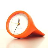 Anything Design Alarm Clock - Orange
