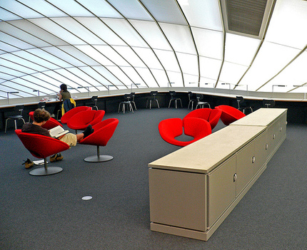 Modern Architecture of Academic Environments: &lt;b&gt;Library&lt;/b&gt;, &lt;b&gt;Faculty&lt;/b&gt; of &lt;b&gt;...&lt;/b&gt;