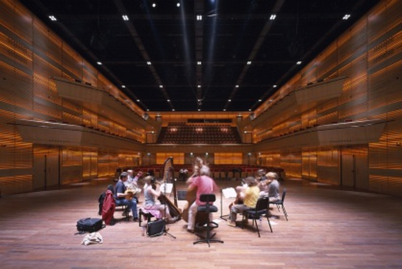 <b>Music Building</b> / BIMhuis by 3XN Architects -- Full Page | Project <b>...</b>