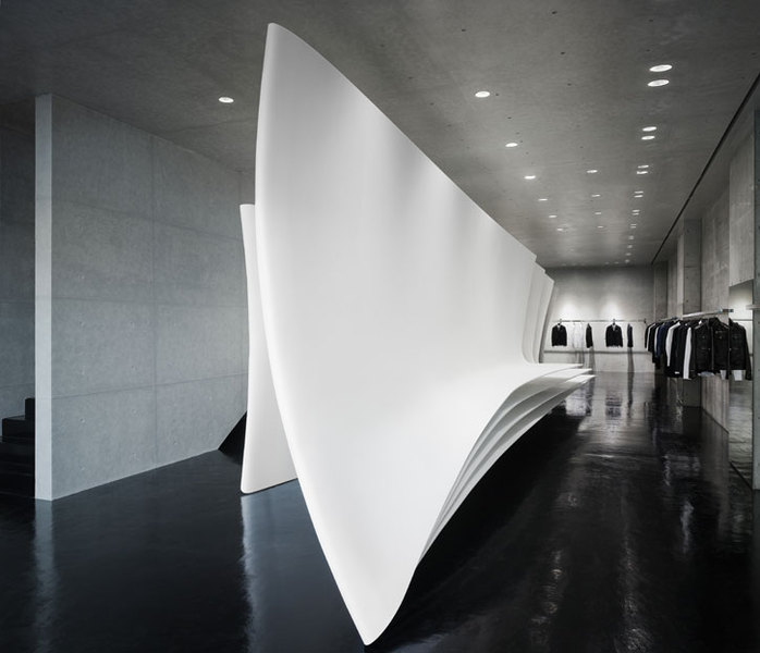 <b>Neil Barrett</b> flagship <b>store</b> by Zaha Hadid Architects in <b>Tokyo</b> <b>...</b>