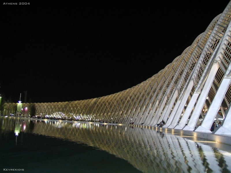&lt;b&gt;Athens Olympic Sports Complex&lt;/b&gt; by ~Kevrekidis on deviantART