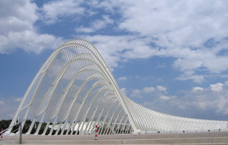 &lt;b&gt;Athens Olympic Sports Complex&lt;/b&gt;, Santiago Calatrava | &lt;b&gt;Athens&lt;/b&gt; &lt;b&gt;...&lt;/b&gt;