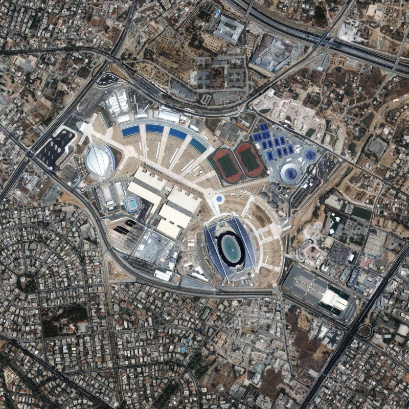 &lt;b&gt;Athens Olympics Sports Complex&lt;/b&gt; : Image of the Day