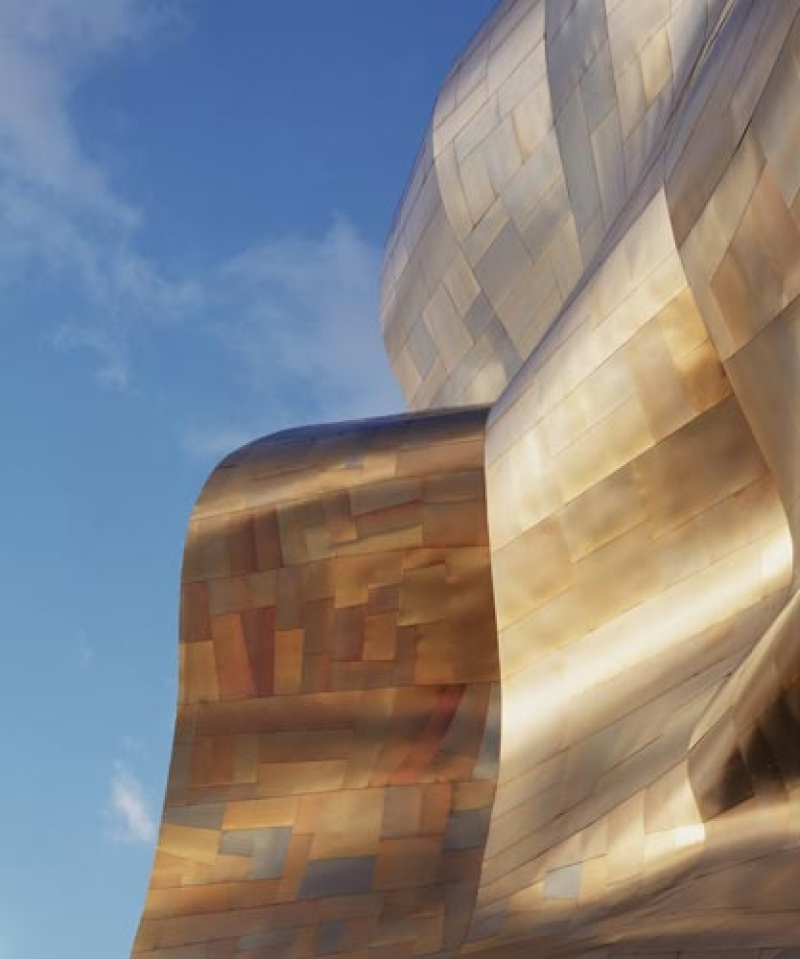 Experience Music Project | Science Fiction Museum