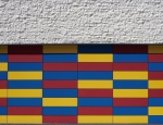 Detail of Whitecross Street facade