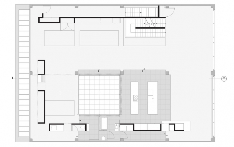 second story floorplan